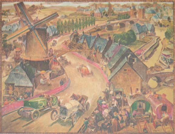 Speed Demons of 1904