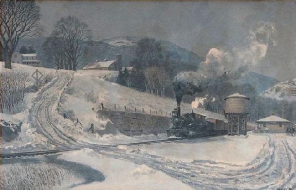 Fox Hill Station